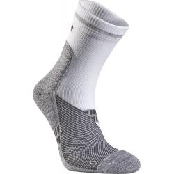 Bežecké ponožky SEGER Running Mid Distance White