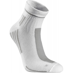 Bežecké ponožky SEGER Running Thin Multi Low Cut White