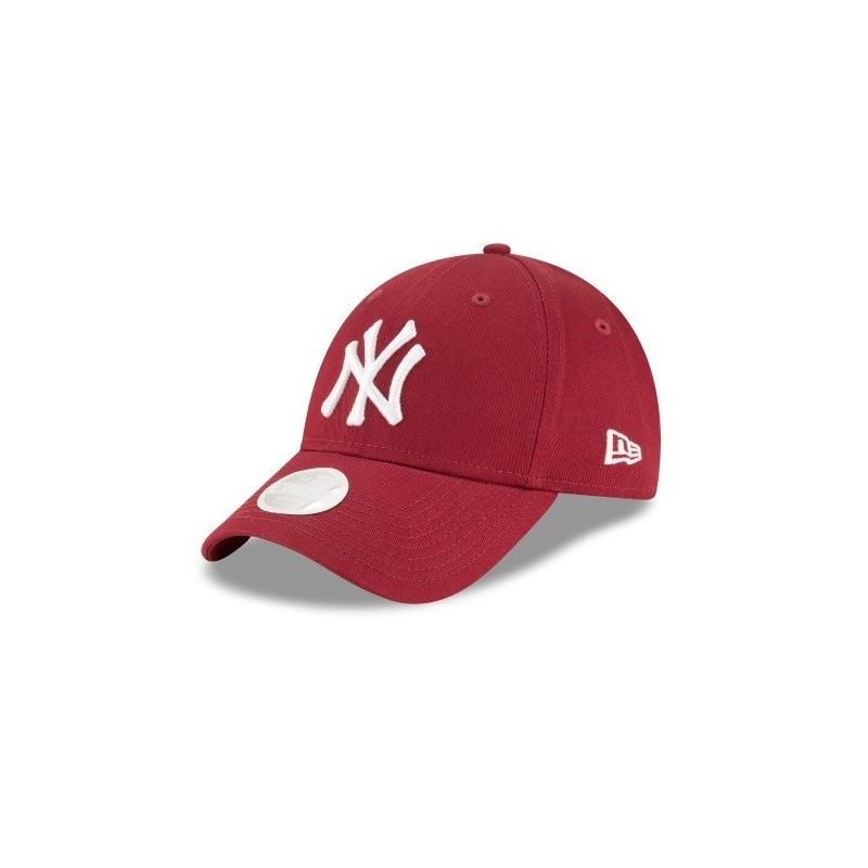 d2e42732c Dámska šiltovka NEW ERA-SP18 940 ESSENTIAL NEW YORK YANKEES RED/WHITE W -