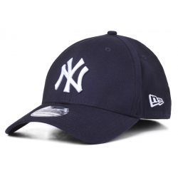 Šiltovka NEW ERA-3930 MBL BASIC NY Yankees Blue dark NOS