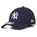 Šiltovka NEW ERA-3930 MBL BASIC NY Yankees Blue dark NOS