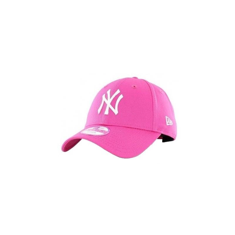 bcdbb885b37 Dámská kšiltovka NEW ERA-940 FASHION ESS NY Yankees PINK W NOS