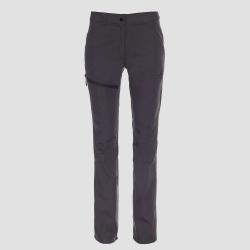 Dámske turistické nohavice BERG OUTDOOR-VATTYK-WOMEN-Grey dark