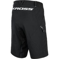 Cyklistické kraťasy KROSS-ENDURO SHORTS