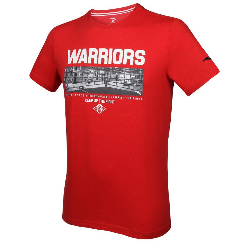 Pánske tréningové tričko s krátkym rukáv ANTA-SS Tee 5-MEN-Red - Pánske. Loading  zoom 04b2ab77ed8