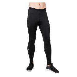 Pánske bežecké nohavice THERMOWAVE-PACE-Tights-Black