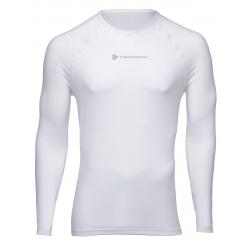 77467e5714ca Pánske bežecké tričko s dlým rukávom THERMOWAVE-PROGRESSIVE Shirt LS M-White