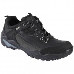 Pánska turistická obuv nízka WEINBRENNER Anzi black