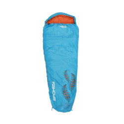 Detský turistický múmiový spacák SPOKEY-KIDS II B