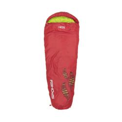 Detský turistický múmiový spacák SPOKEY-KIDS II R