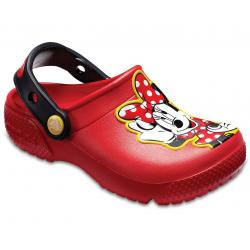 Detská rekreačná obuv CROCS-Crocs Fun Lab Minnie Clog K Flame