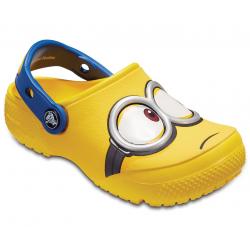Detská rekreačná obuv CROCS-Fun Lab Minions Clogs