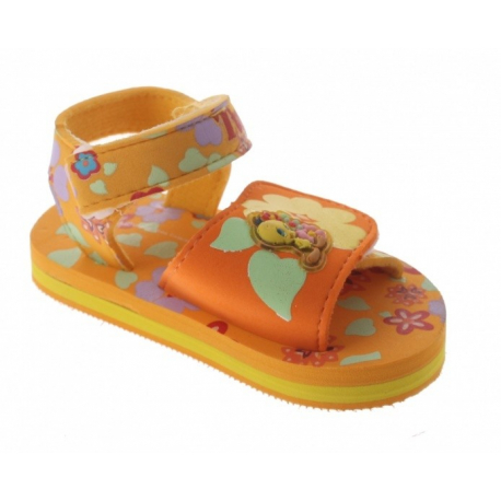 Detská módna obuv DISNEY-Tweety Shoes Orange