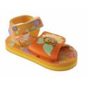 Detská módna obuv DISNEY-Tweety Shoes Orange - Detská letná vychádzková obuv značky Disney.