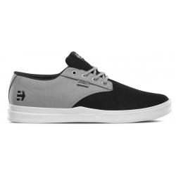 Pánska rekreačná obuv ETNIES-Jameson SC 572 BLACK/GREY/SILVER