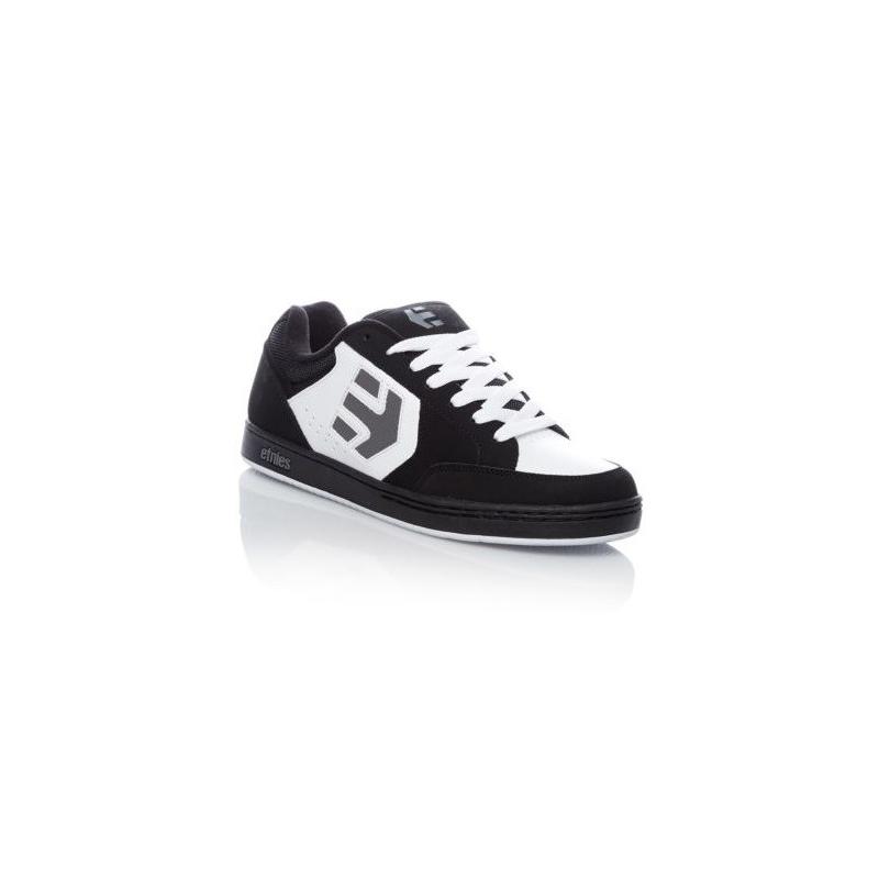 644b56934a3f2 Rekreačná obuv ETNIES-Swivel 980 BLACK/WHITE/GREY | EXIsport Eshop