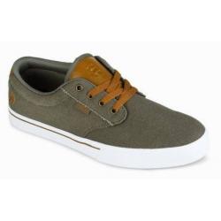 Pánska rekreačná obuv ETNIES-Jameson 2 Eco 309 OLIVE/TAN