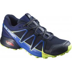 Pánska trailová obuv SALOMON-SPEEDCROSS VARIO 2 Navy Blaze/Nauti