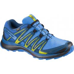 Pánska trailová obuv SALOMON-XA LITE GTX Indigo Bun/Snorkel Bl