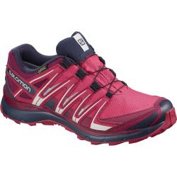 Dámska trailová obuv SALOMON-XA LITE GTX® W Virtual Pi/Cerise/Ev