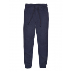 Pánske teplákové nohavice VOLCANO-N-LEDO Navy