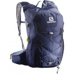 Turistický ruksak SALOMON-EVASION 20 Medieval Blue/Deep C