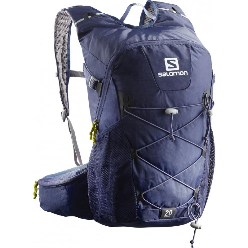 75f6b00164 Turistický ruksak SALOMON-EVASION 20 Medieval Blue Deep C - Turistický  ruksak značky Salomon