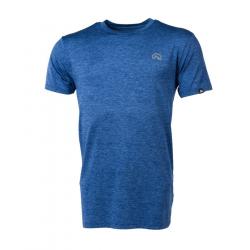 Pánske turistické tričko s krátkym rukáv NORTHFINDER-BOSTON (ELISEO)-Blue dark
