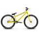 """Horský bicykel KROSS-24"""" Sett M yellow - Bicykel značky Kross v BMX štýle."""