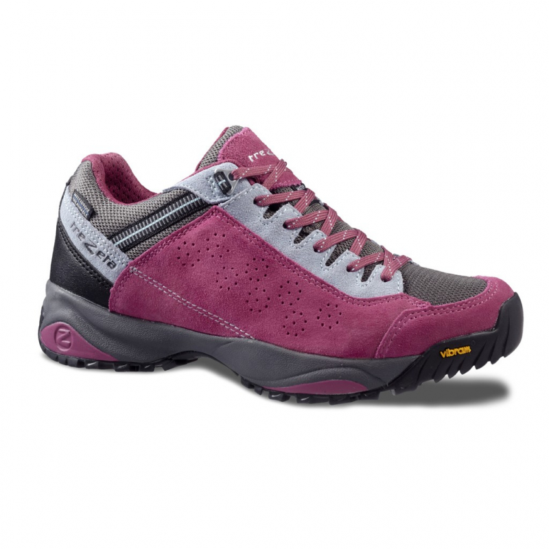 c3b77c5bbb222 Turistická obuv nízka TREZETA-INDIGO WS WP VIOLET L.BLUE | EXIsport ...