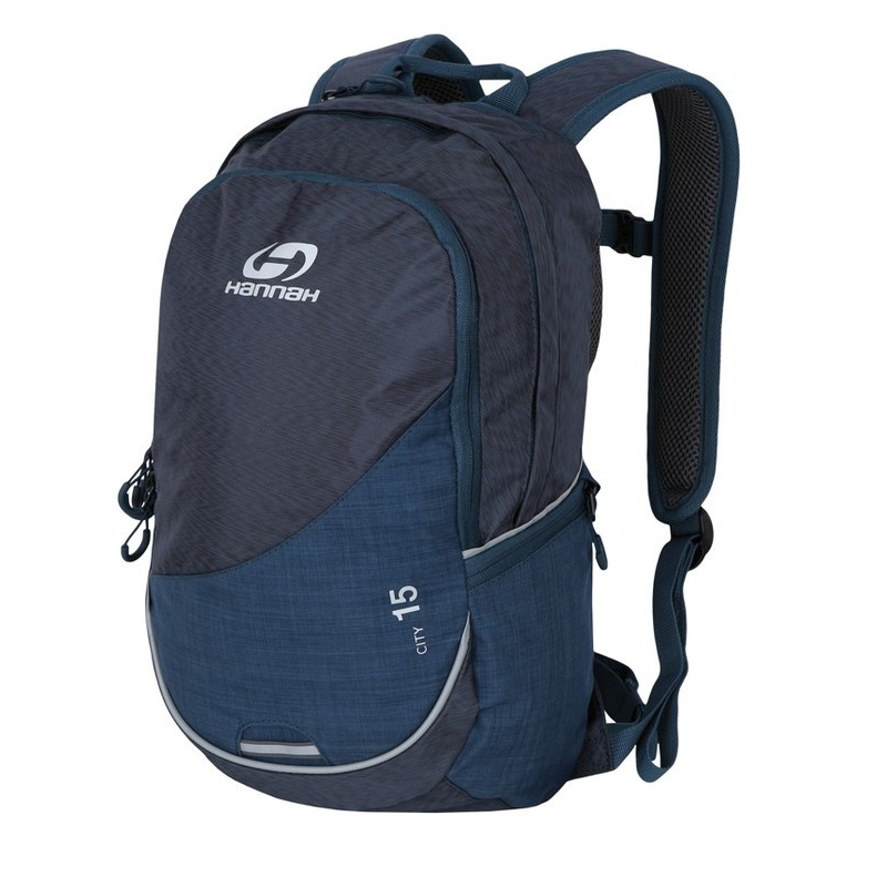 Turistický ruksak HANNAH-City 15 blue - Turistický ruksak značky Hannah v menšom objeme.