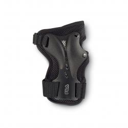 Chránič na korčule FILA SKATES FITNESS Wristguard black/silver