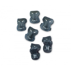 Chránič na korčule FILA SKATES ADULT FP gears 3SET black/lime