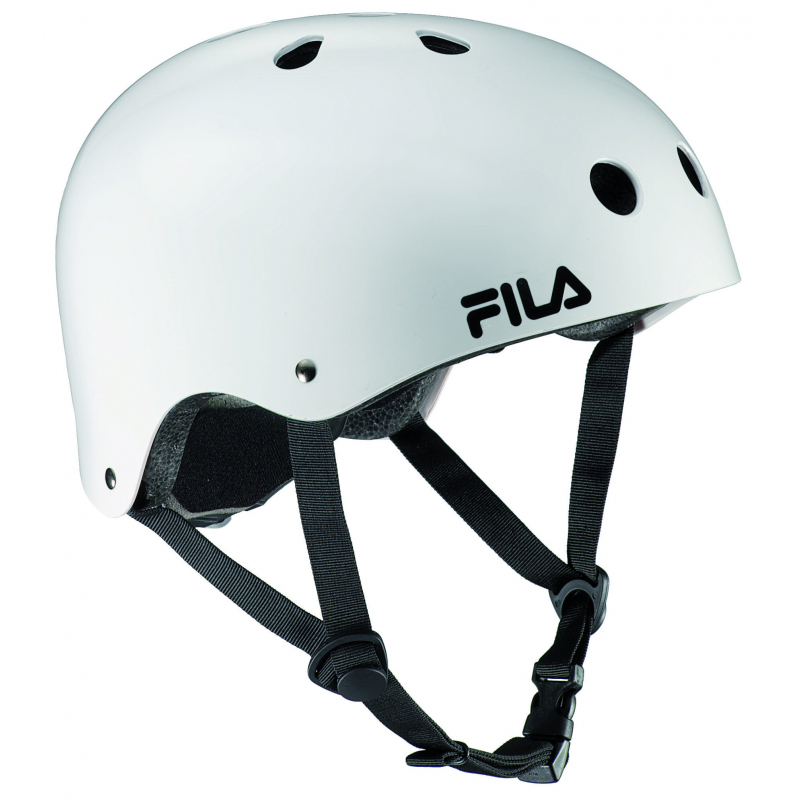 Prilba na korčuľovanie FILA SKATES NRK HELMET WHITE - Prilba na korčuľovanie značky Fila Skates.