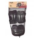 Chránič na korčule FILA SKATES MULTITECH GEAR BLACK - Sada chráničov na korčule značky Fila Skates.