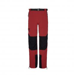 Pánske turistické nohavice BERG OUTDOOR-RYSY-MEN-RED