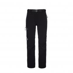 Dámske turistické nohavice BERG OUTDOOR-RYSY-WOMEN-BLACK