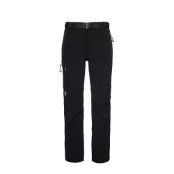 Pánske turistické nohavice BERG OUTDOOR-RYSY-MEN-BLACK