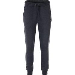 Pánske teplákové nohavice KAPPA APOL-Blue dark