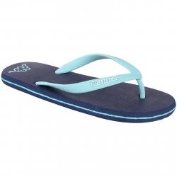 Plážová obuv KAPPA LOGO MOKER BLUE