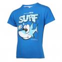 Detské tričko s krátkym rukávom AUTHORITY-ARTEO B I blue - Chlapčenské tričko s krátkym rukávom značky Authority.