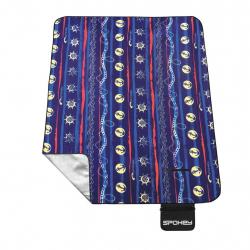 Deka SPOKEY PICNIC SAILING Pikniková deka s popruhom 150 x 180