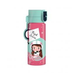 Fľaša MIRA Mon Amie 475ml ružová MIR