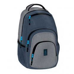 Detský ruksak MIRA AU Plecniak 485 siv-modr