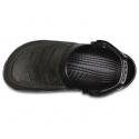 Pánske kroksy (rekreačná obuv) CROCS-Yukon Vista Clog M Black/Black - Rekreačná obuv značky Crocs.