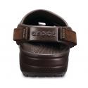 Pánske kroksy (rekreačná obuv) CROCS-Yukon Vista Clog M Espresso/Espresso - Rekreačná obuv značky Crocs.