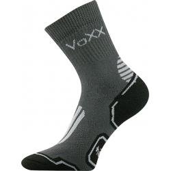 Pánske turistické ponožky VOXX-EXPLORER DARK GREY