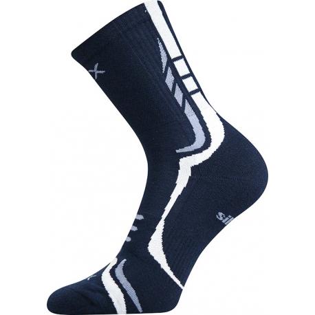 Turistické ponožky VOXX-THORX DARK BLUE