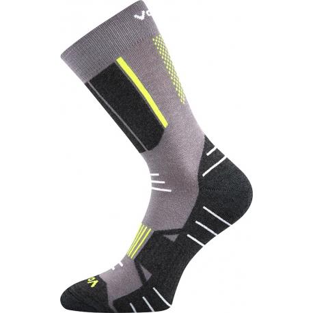 Pánské turistické ponožky VOXX-AVION LIGHT GREY