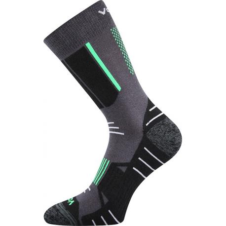 Pánské turistické ponožky VOXX-AVION DARK GREY